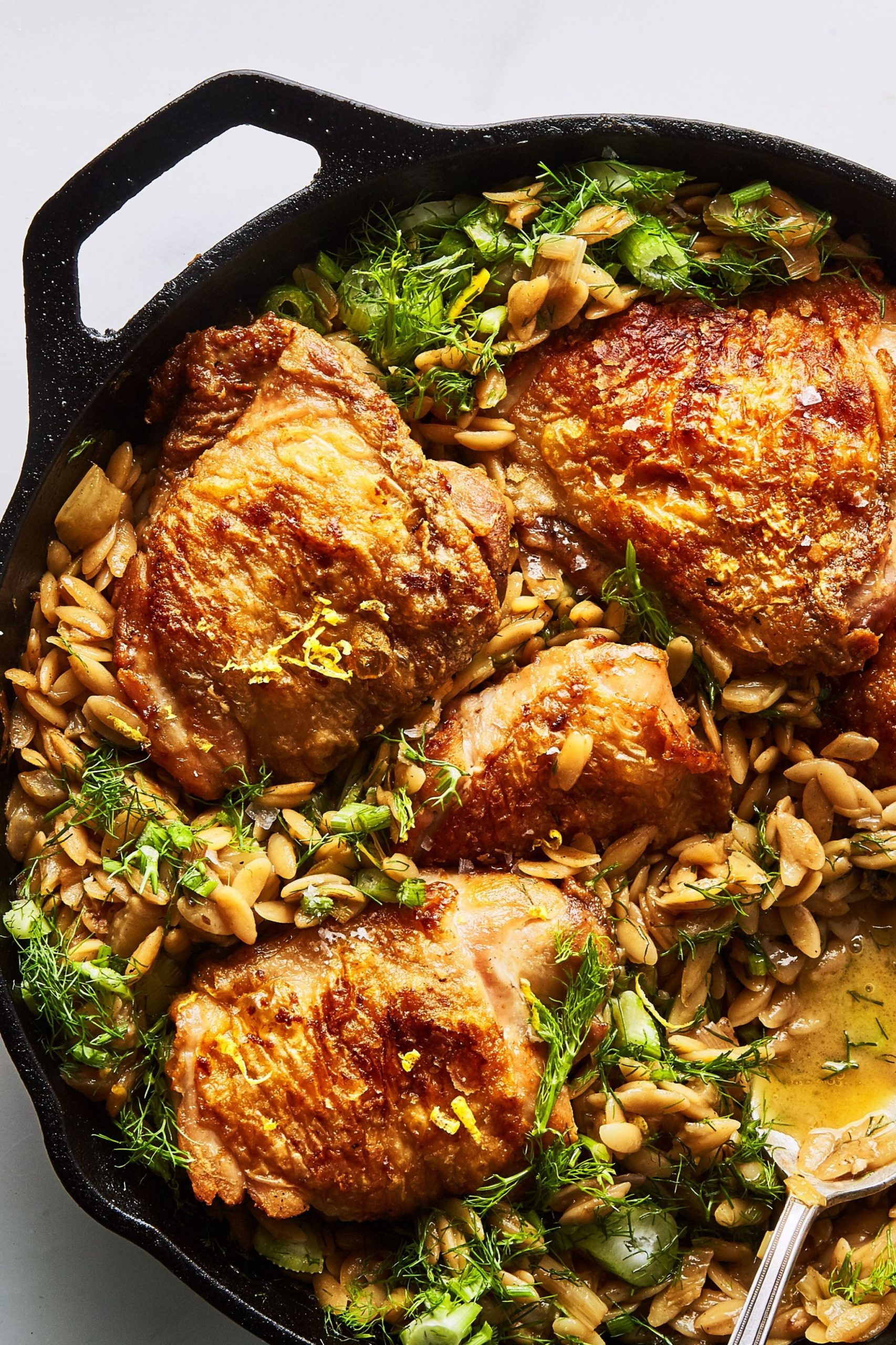 12 Best Chicken Thighs Recipes for Frying, Baking, and More | Bon ...
