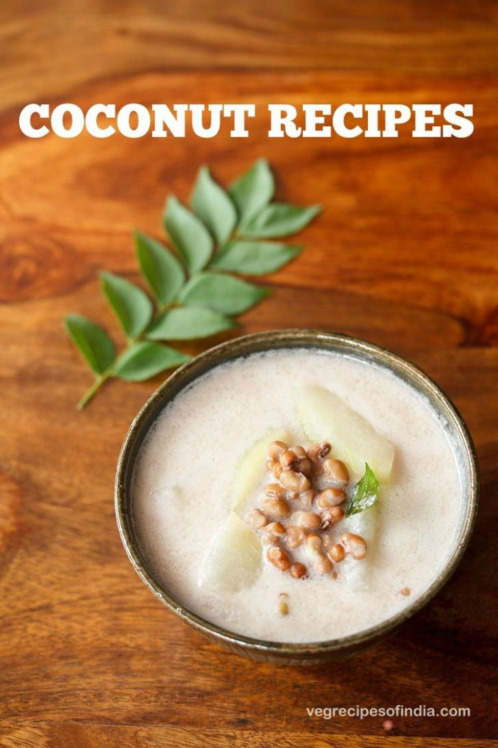 12 coconut recipes | coconut sweets recipes | coconut milk recipes ..