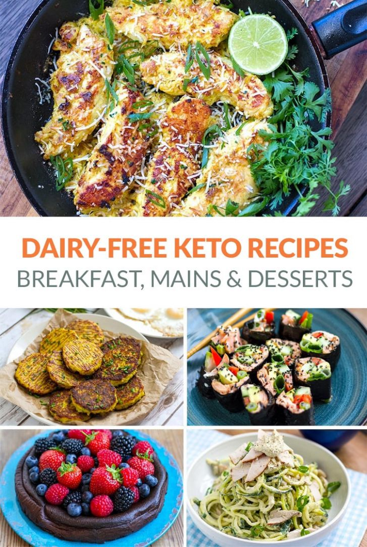 12+ Dairy-Free Keto Recipes - Irena Macri | Food Fit For Life - Dinner Recipes Dairy Free
