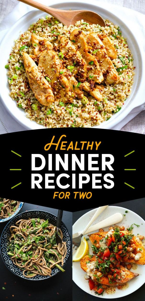 12 Date Night Dinners That Are Also Healthy | Clean dinner recipes ...