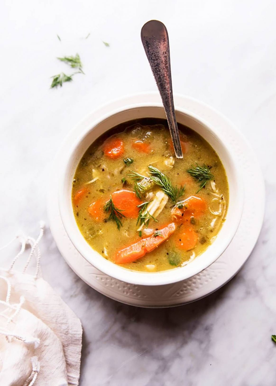 12 Delicious Soups You Can Freeze and Reheat on Demand | Chicken ...