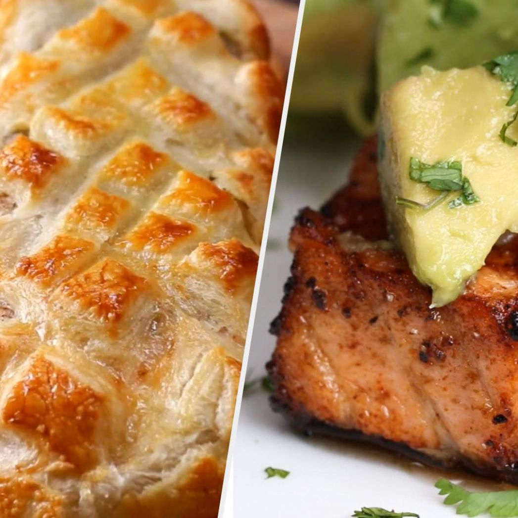 12 Easy And Fancy Dinner Recipes