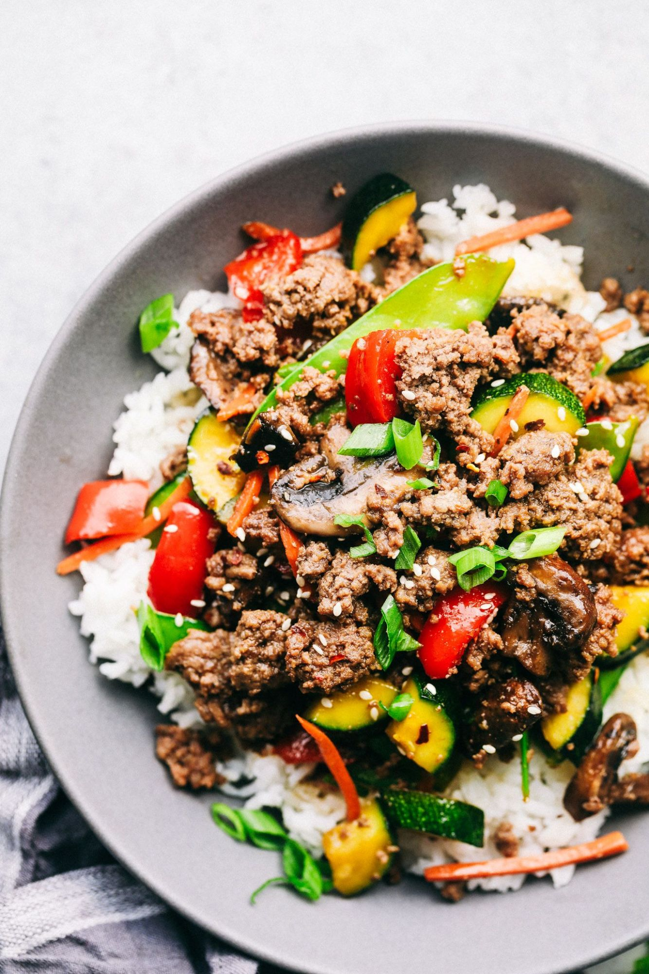 12 Easy Ground Beef Recipes - Best Dinner Ideas With Ground Beef - Recipes Beef Dinner