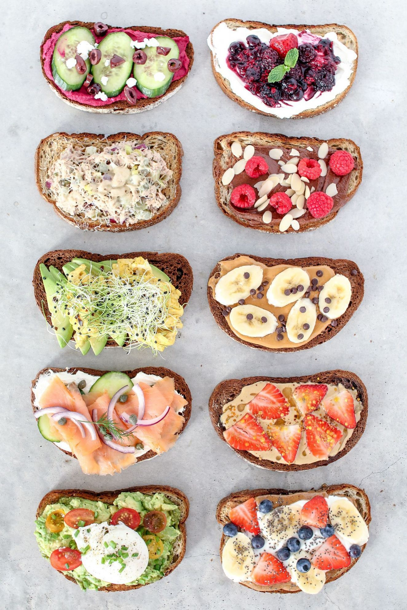 12 Easy Healthy Breakfast Ideas for Your Busy Morning » Pinterest ...