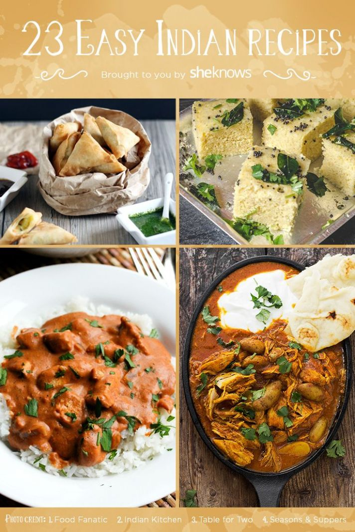 12 Easy Indian Recipes to Broaden Your Indian Food Horizons   Easy ...