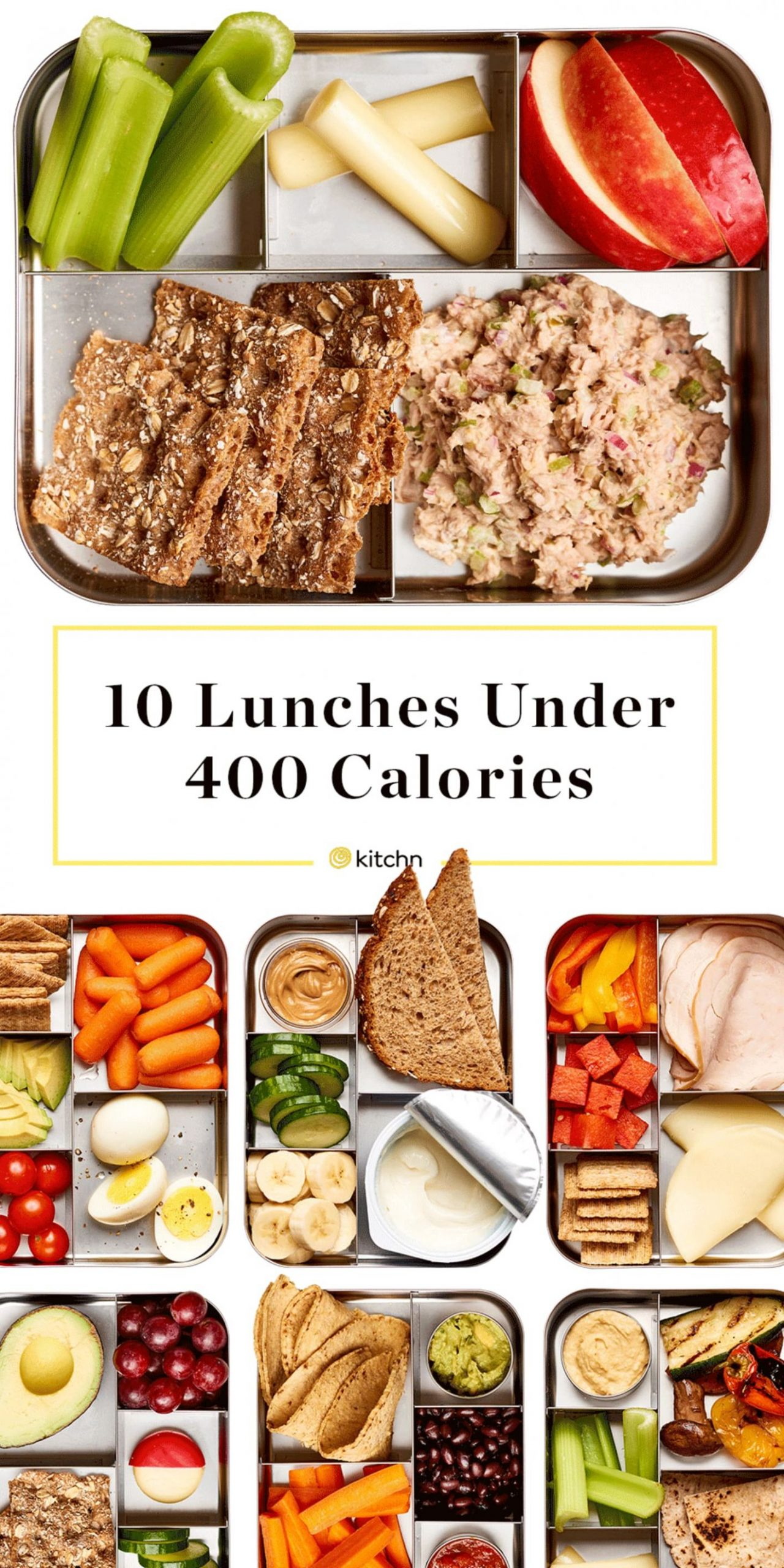 12 Easy Lunch Ideas Under 12 Calories | Kitchn