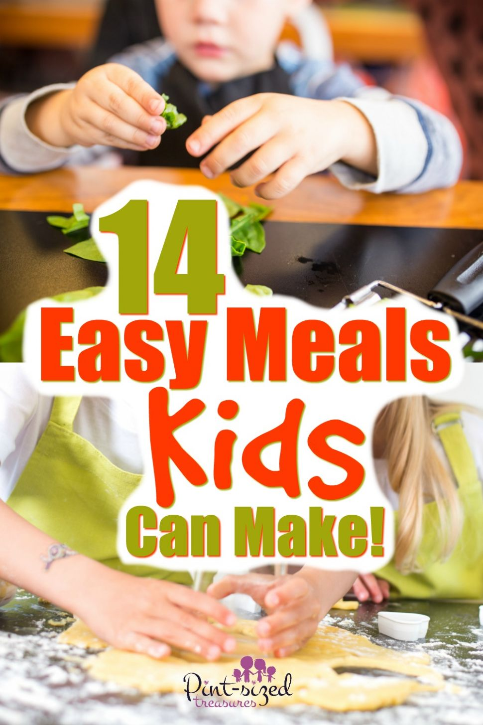 12 Easy Meals Kids Can Make