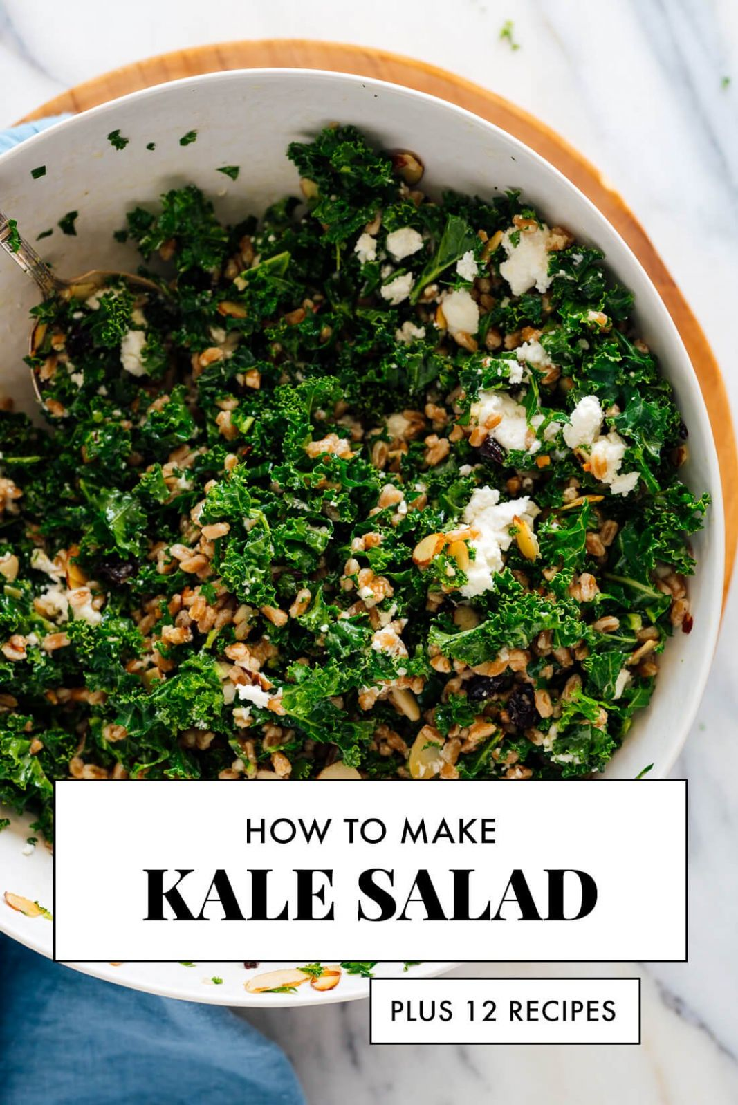 12 Favorite Kale Salads (plus tips!) - Cookie and Kate