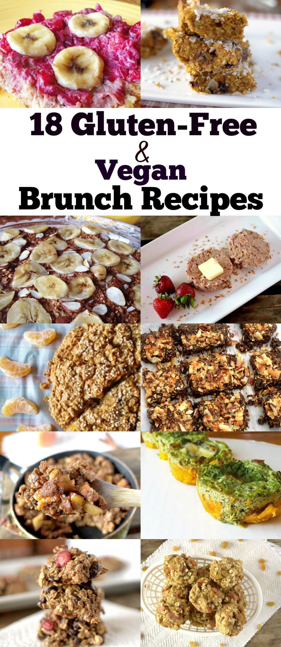 12 Gluten-Free and Vegan Brunch Recipes » Change your Food-it-tude ...