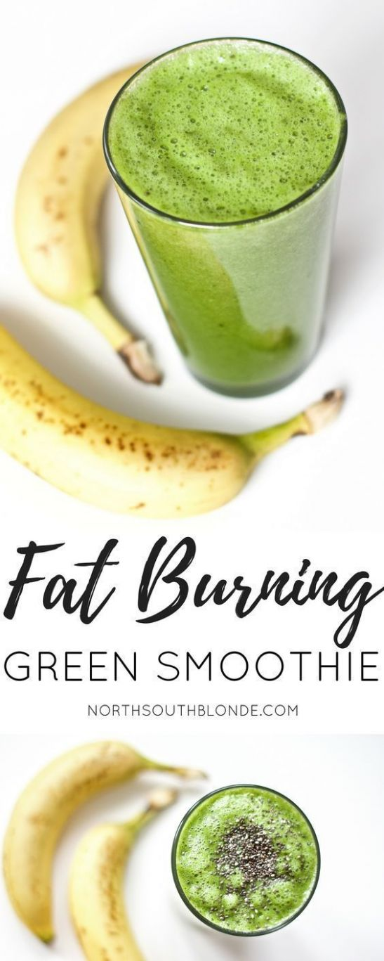 12 Green Smoothie Recipes for Detoxing, Weight Loss, and a Quick ...