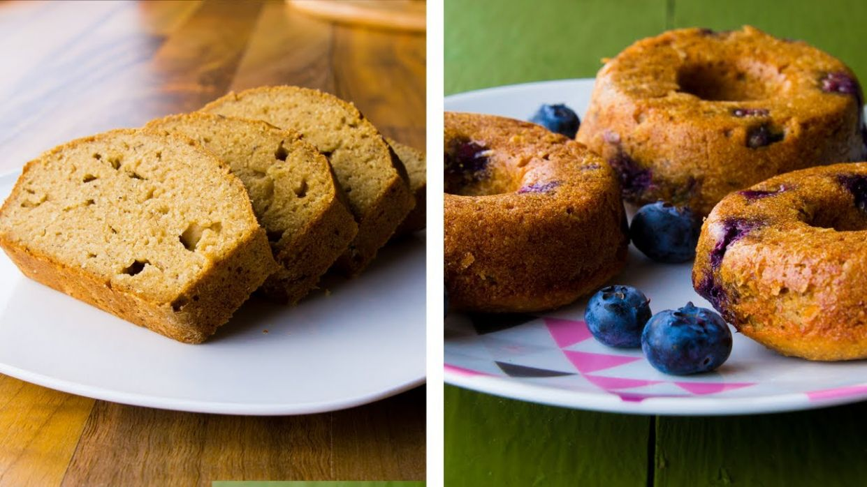 12 Healthy Baking Recipes For Weight Loss
