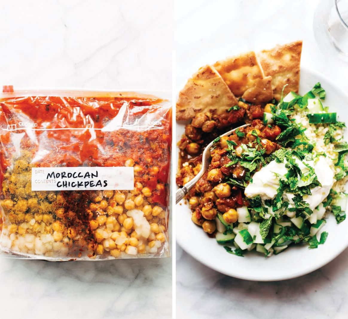 12 Healthy Freezer Meals (That You'll Actually Love) - Pinch of Yum