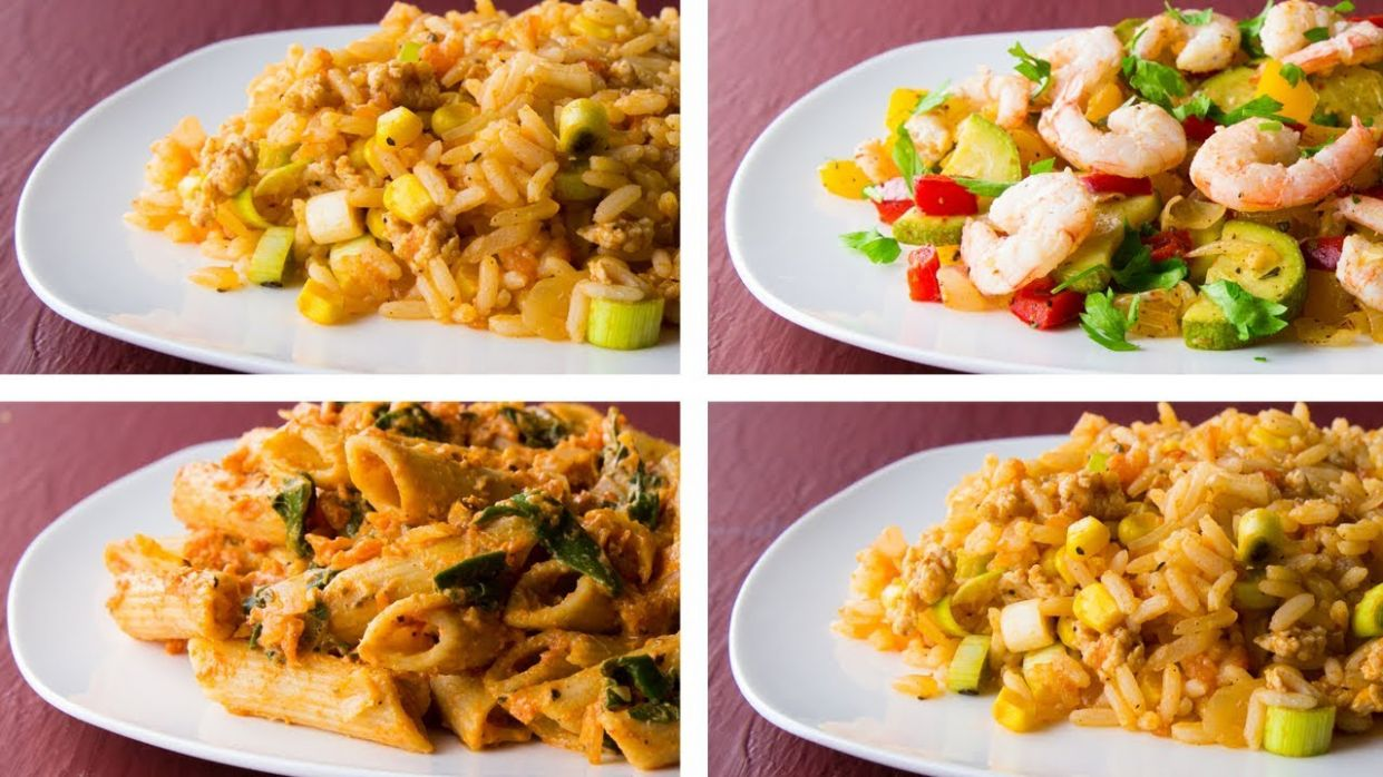 12 Healthy Lunch Ideas For Weight Loss   Easy Healthy Recipes