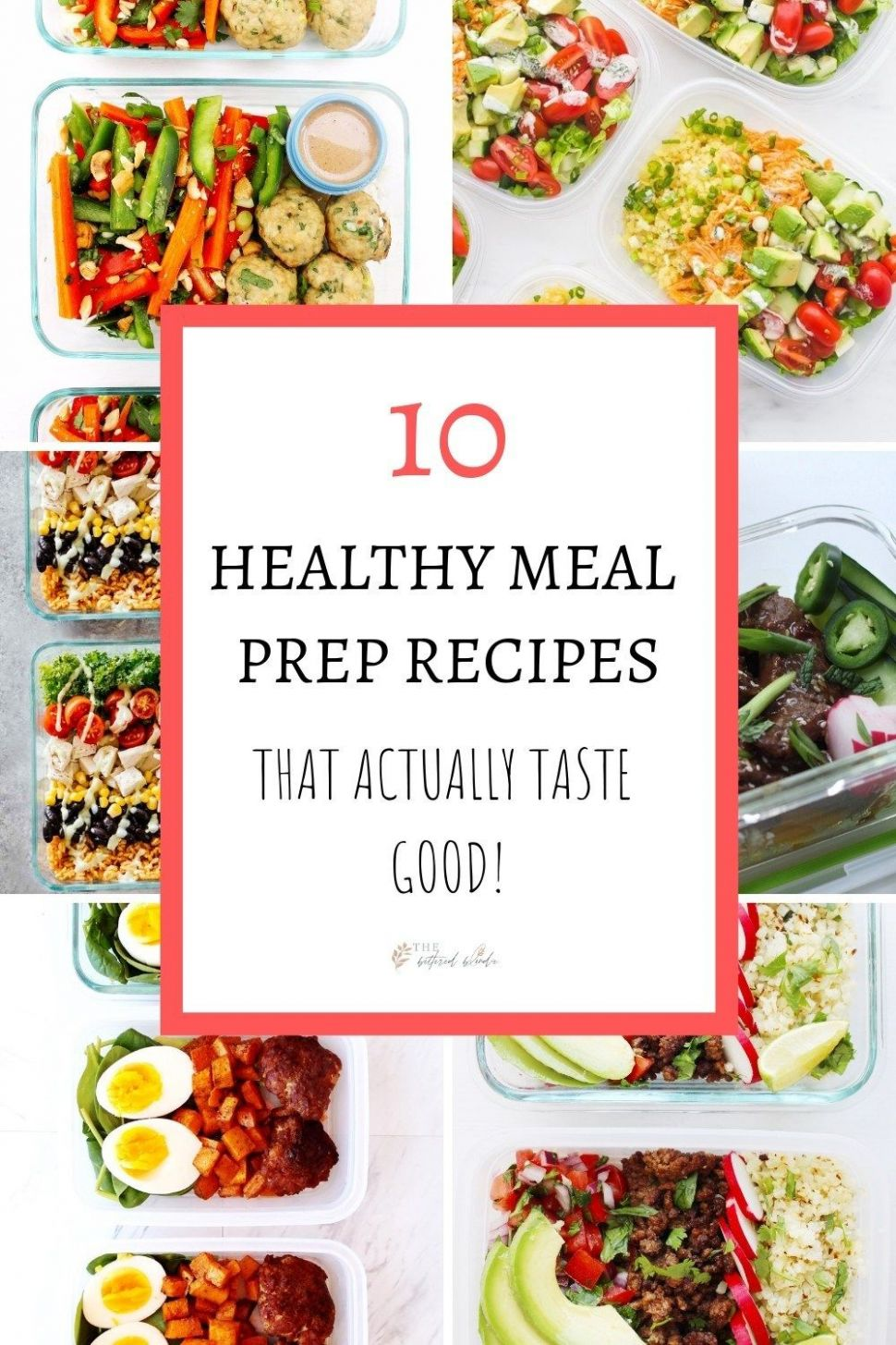 12 Healthy Meal Prep Recipes That Actually Taste Good | Good ..