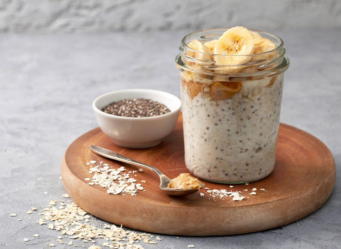 12 Healthy Overnight Oats Recipes for Weight Loss | Eat This Not That