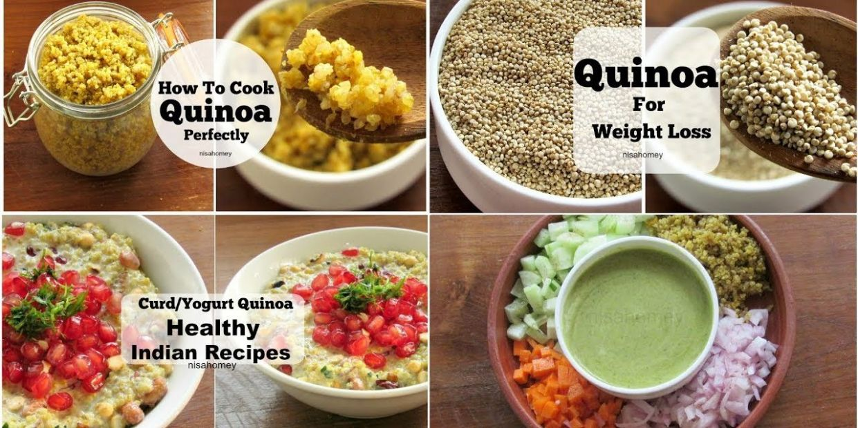 12 Healthy Quinoa Recipes For Weight Loss - Dinner Recipes - Skinny ...