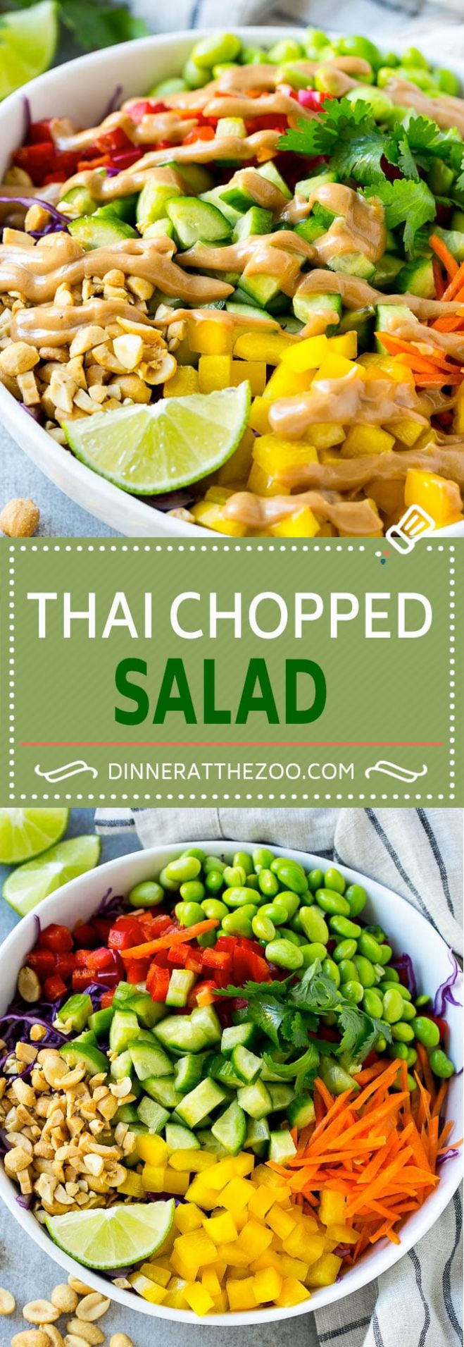 12 Healthy Salad Recipes - Dinner at the Zoo - Salad Recipes Dinner