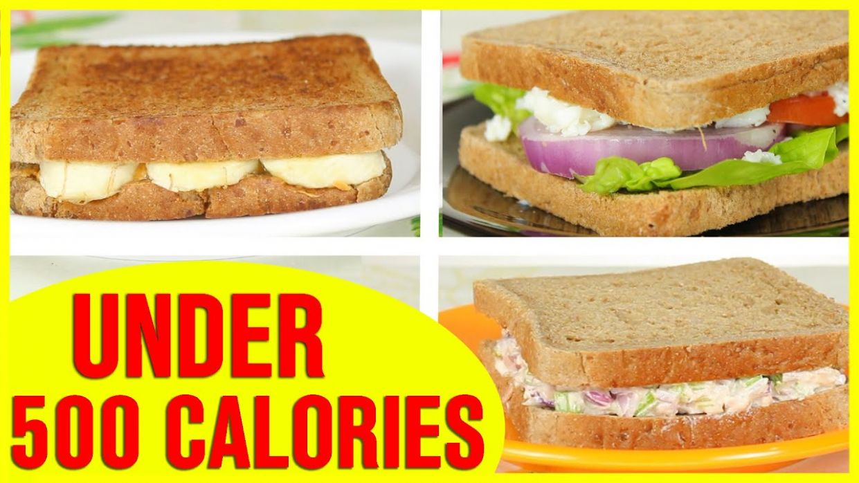 12 Healthy Sandwich Recipes, Healthy Recipes For Weight Loss - Sandwich Recipes Low Calorie