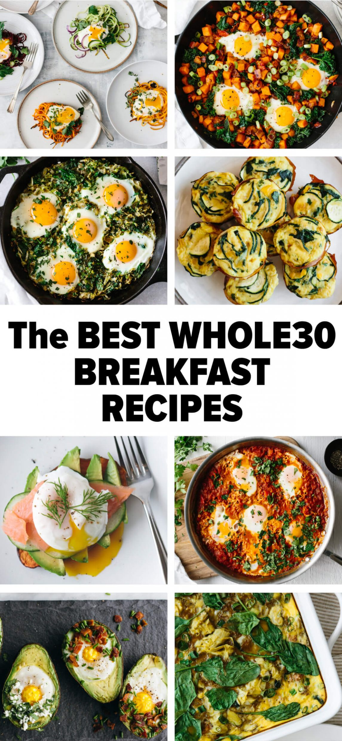 12+ Healthy Whole12 Breakfast Recipes | Downshiftology