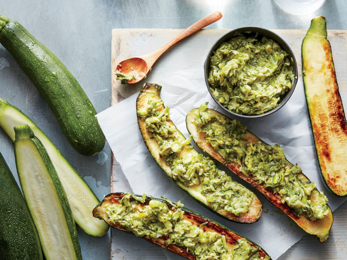 12 Healthy Zucchini Recipes | Cooking Light