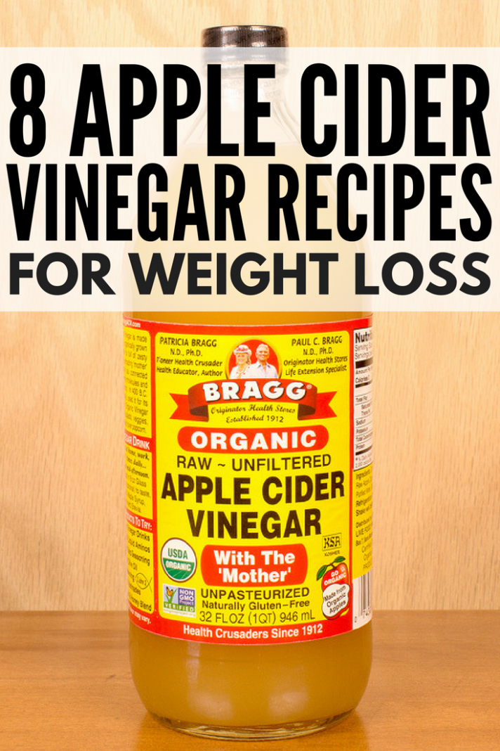 12 Hot Apple Cider Vinegar Drink Recipes For Weight Loss and Immunity