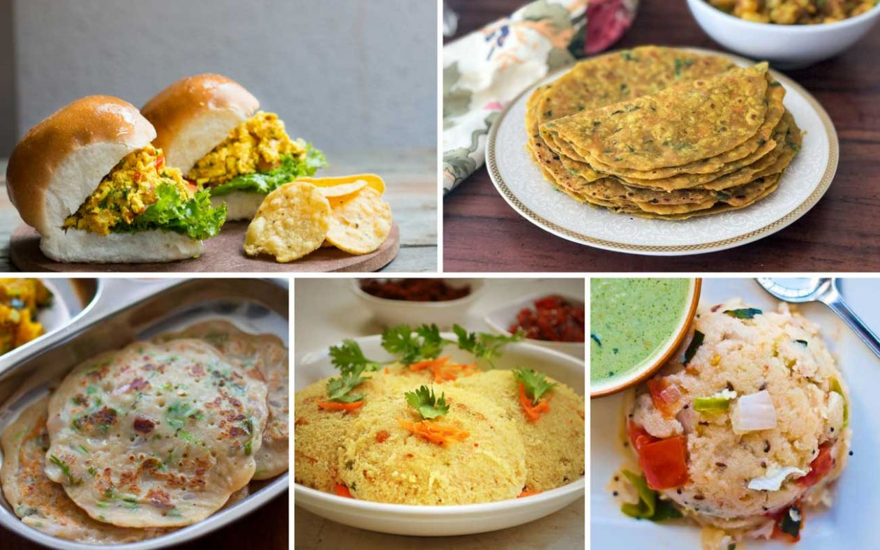 12 Indian Breakfast Recipes You Can Make In 12 Minutes For Busy ...