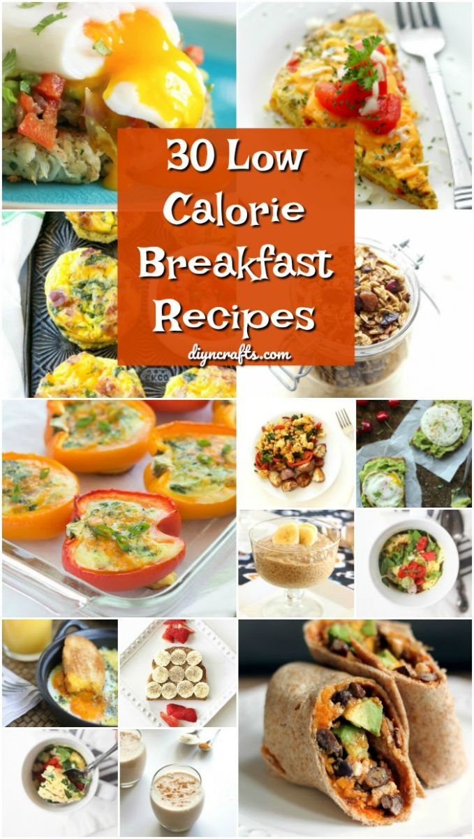 12 Low Calorie Breakfast Recipes That Will Help You Reach Your ..