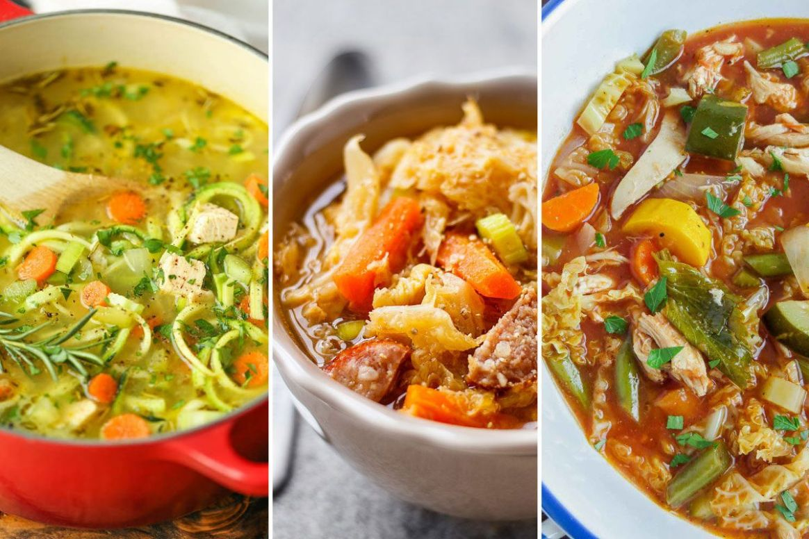 12 Low-Carb Soup Recipes to Stay Warm and Full of Energy — Eatwell12 - Soup Recipes Low Carb