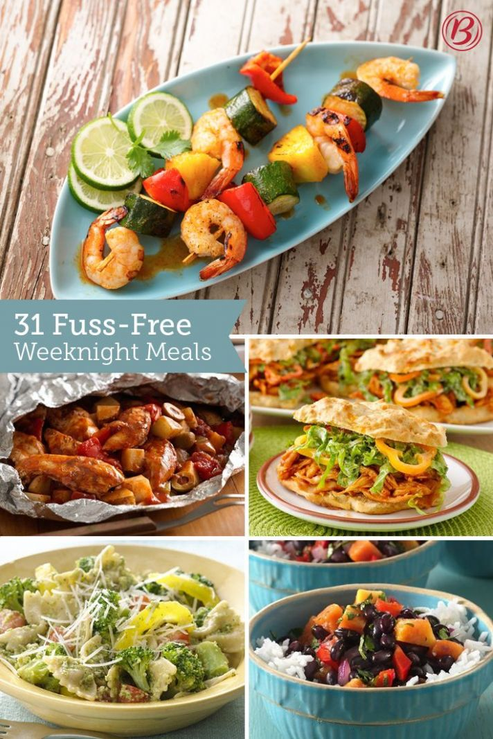 12 Meals That Simplify July | Meals, Food recipes, Cooking recipes - Dinner Recipes July