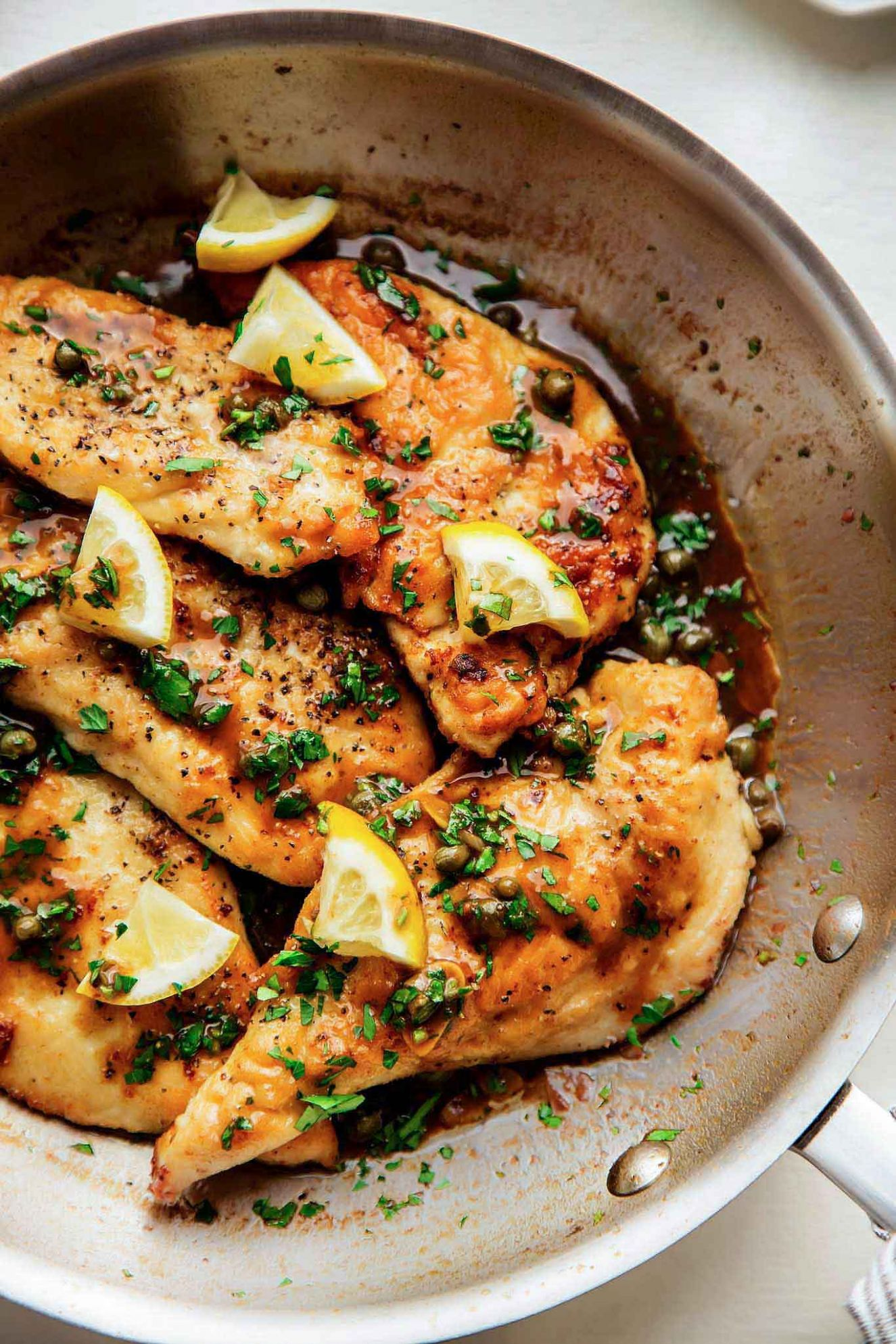 12-Minute Easy Chicken Piccata - Recipes Chicken Piccata