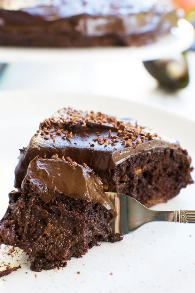 12 minute healthy chocolate cake - Healthy Recipes Baking