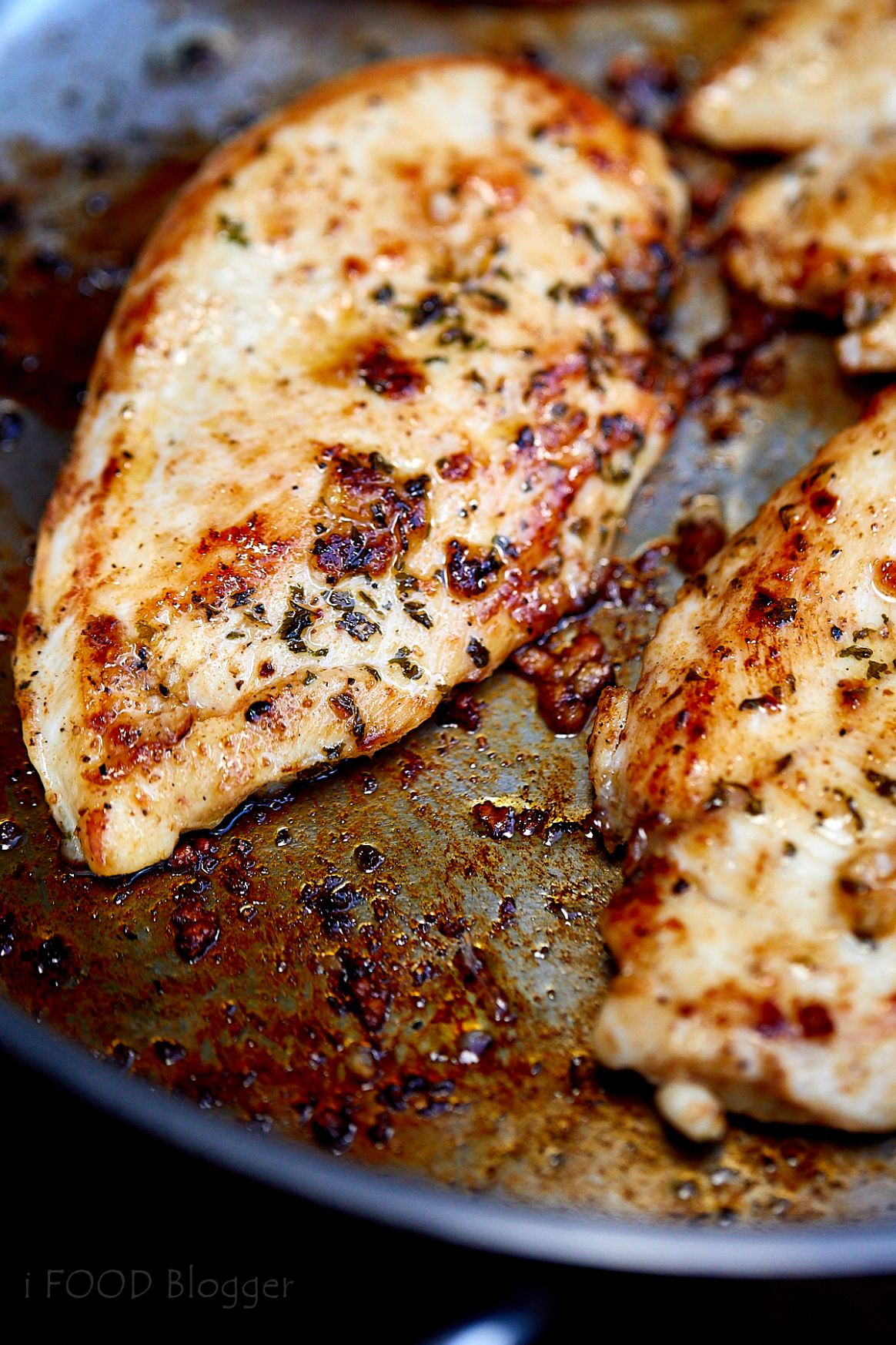 12-Minute Pan-Fried Chicken Breast