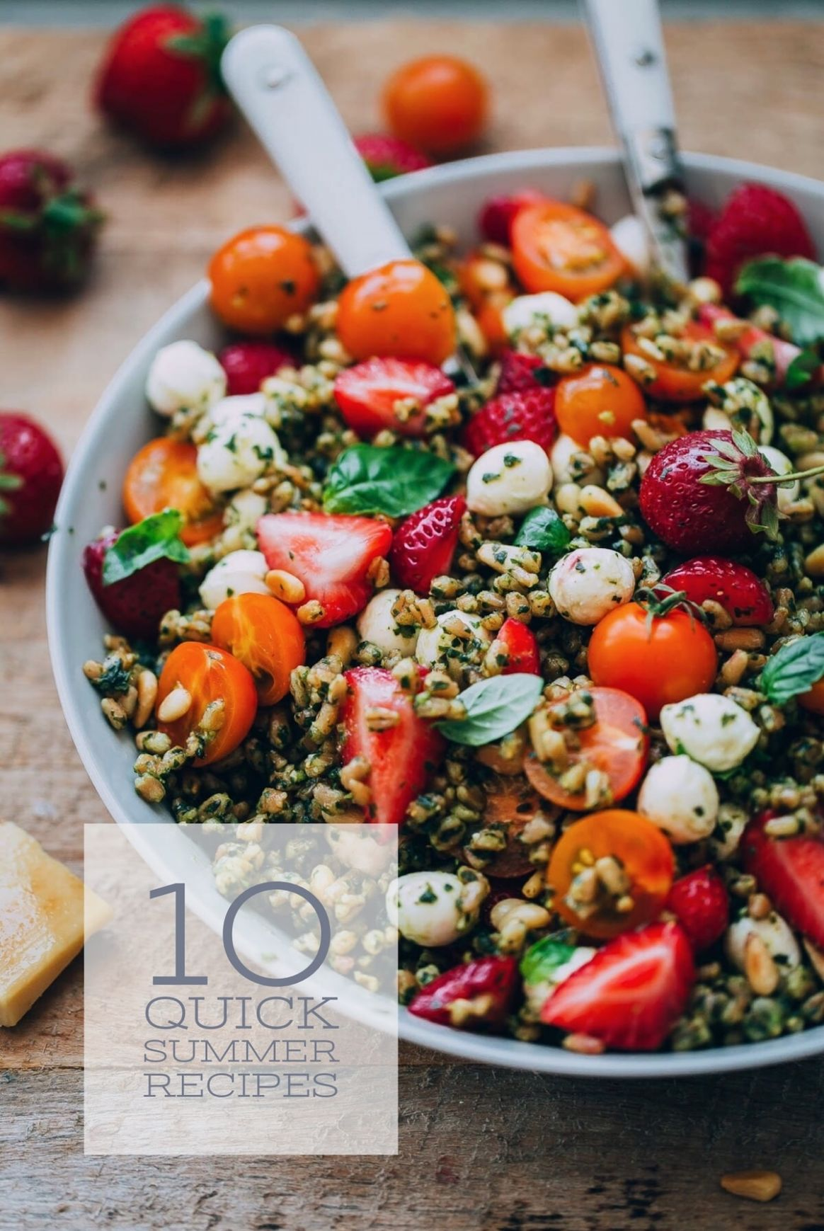 12 Quick Summer Recipes - A Beautiful Plate - Summer Recipes For A Crowd
