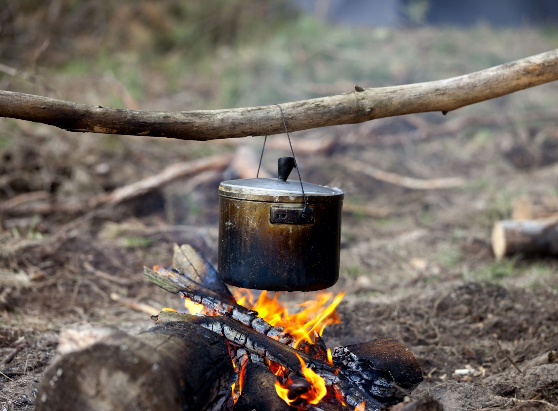 12 Recipes You Can Cook Over an Open Fire - - Recipes Cooking Over Open Fire