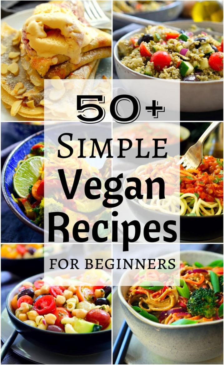 12+ Simple Vegan Recipes | The Stingy Vegan