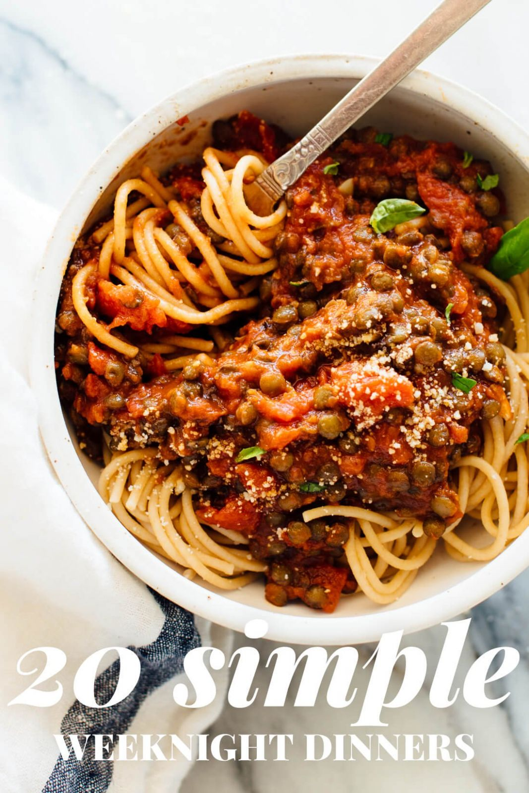 12 Simple Vegetarian Dinner Recipes - Cookie and Kate - Simple Recipes Healthy Dinner
