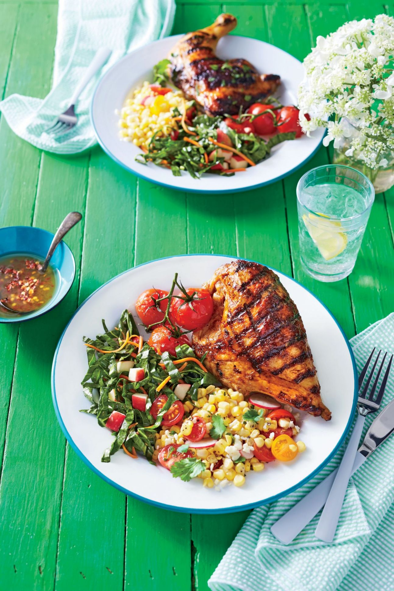 12 Summer Chicken Recipes the Whole Crowd Will Love | Southern Living - Summer Recipes For A Crowd