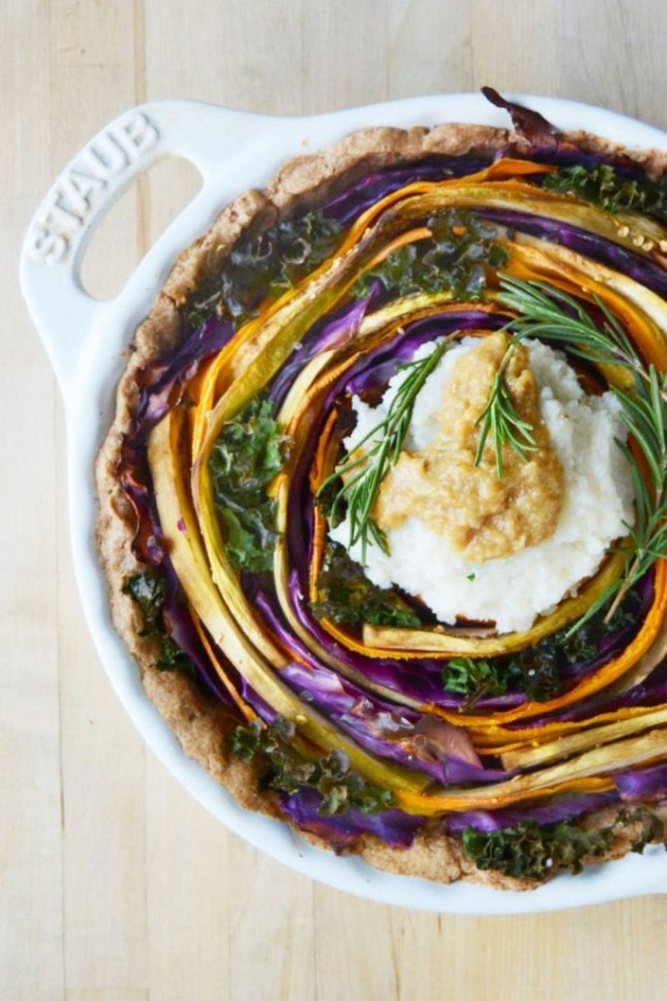 12 Swanky Recipes to Throw the Most Epic Vegetarian Dinner Party ..