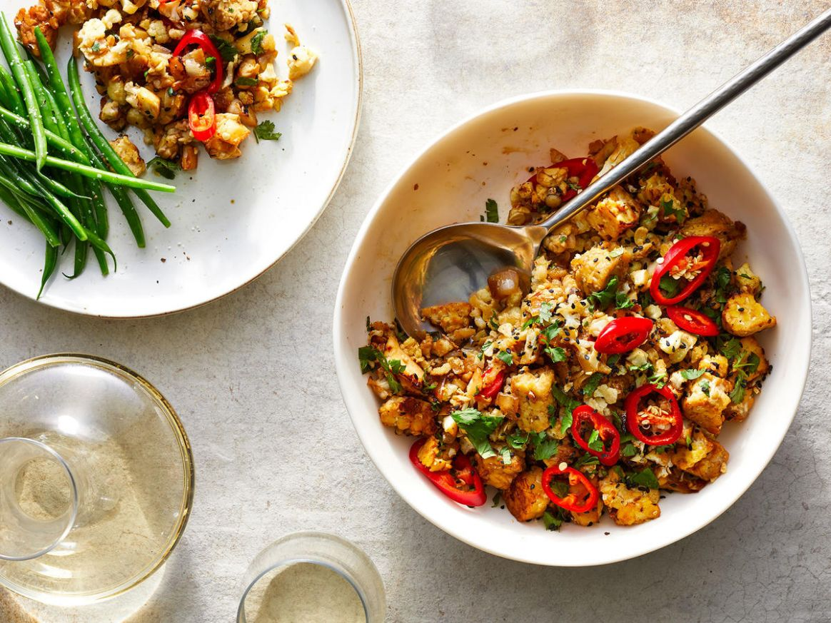 12 Vegetarian Dinners That Are Gluten and Dairy Free | Cooking Light