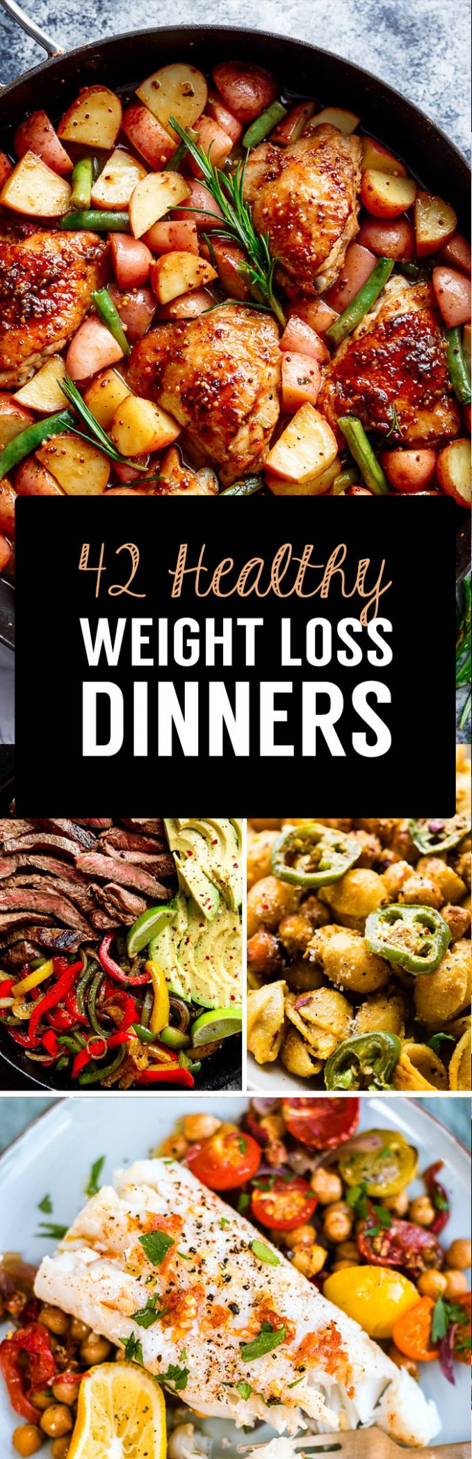 12 Weight Loss Dinner Recipes That Will Help You Shrink Belly Fat ..