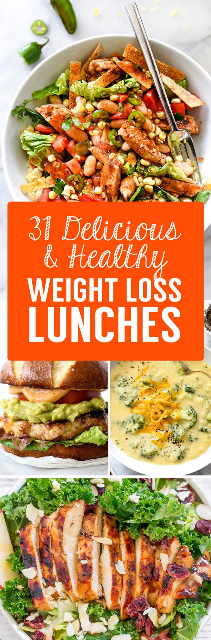 12 Weight Loss Lunch Recipes That Will Help Slim Down Your Stomach ...