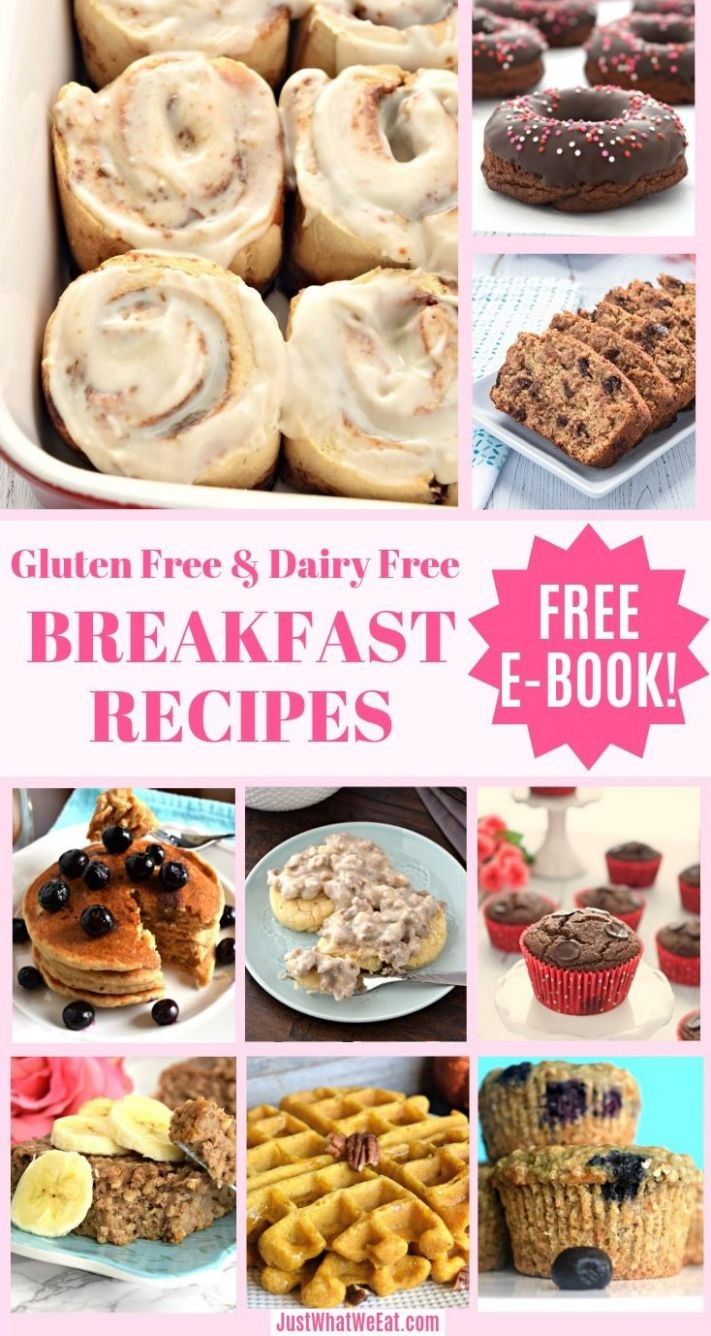 8 Amazing Gluten Free & Dairy Free Breakfast Recipes - Breakfast Recipes Taste
