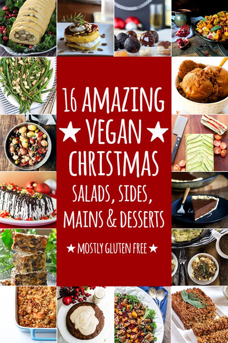 8 amazing vegan Christmas salads, sides, mains and desserts ...