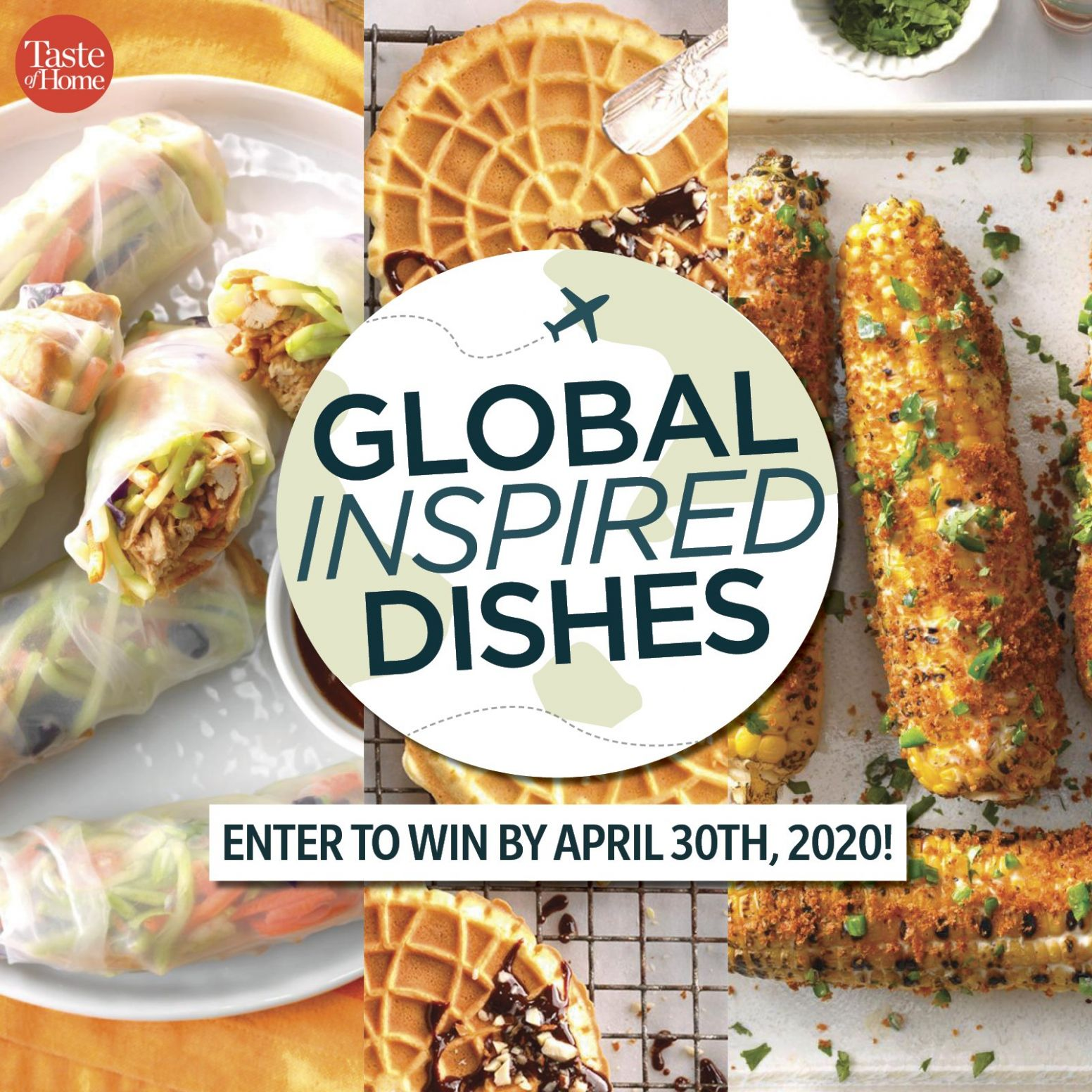 8 Authentic Recipes from Around the World | Taste of Home - Easy Recipes Around The World