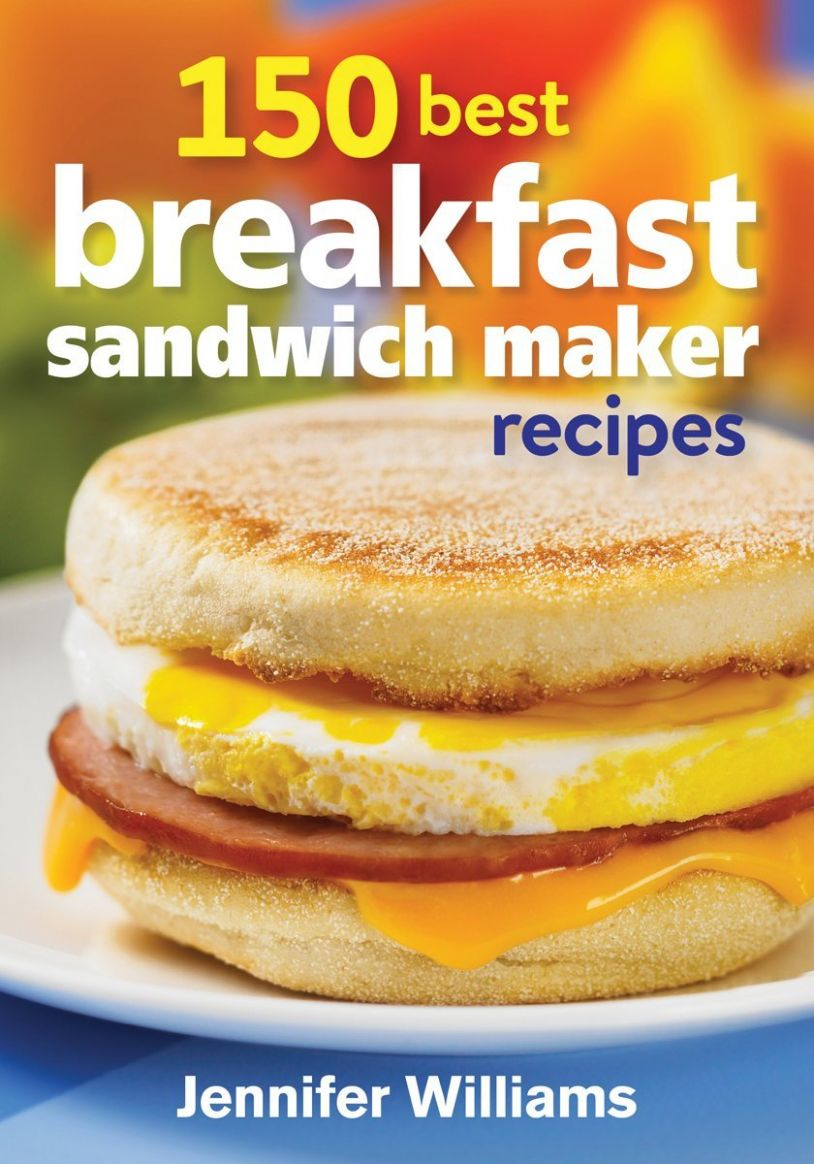 8 Best Breakfast Sandwich Maker Recipes: Amazon.de: Jennifer ...