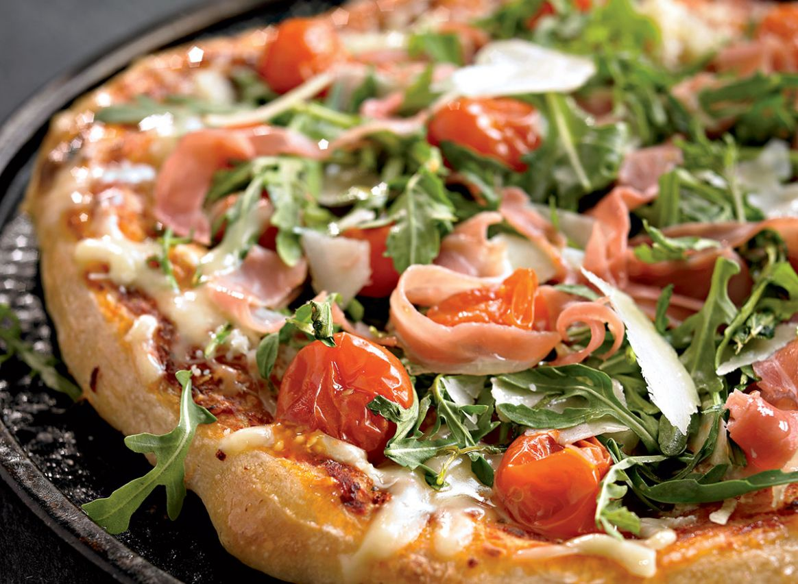 8+ Best Healthy Pizza Recipes for Weight Loss | Eat This Not That