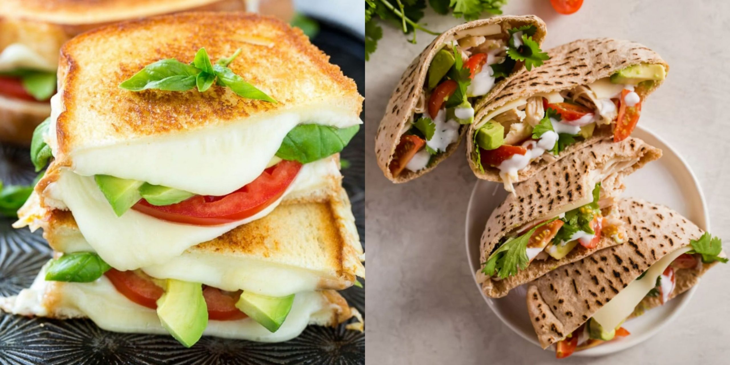 8 Best Sandwich Recipes for Summer - Lunch Sandwich Ideas - Sandwich Recipes Lunch