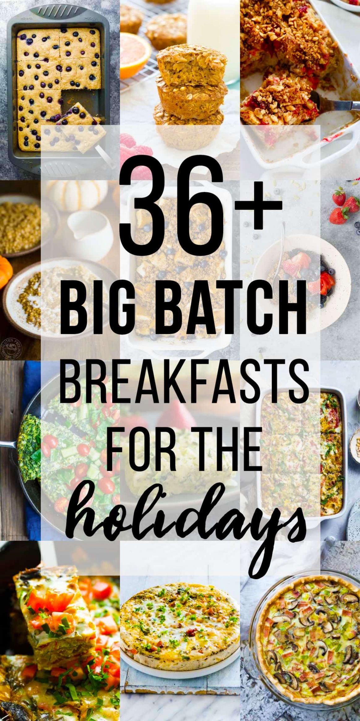 8+ Big Batch Christmas Breakfast Ideas | Sweet Peas and Saffron - Breakfast Recipes To Feed A Crowd