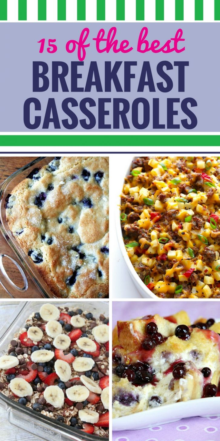 8 Breakfast Casserole Recipes - My Life and Kids - Breakfast Recipes To Feed A Crowd