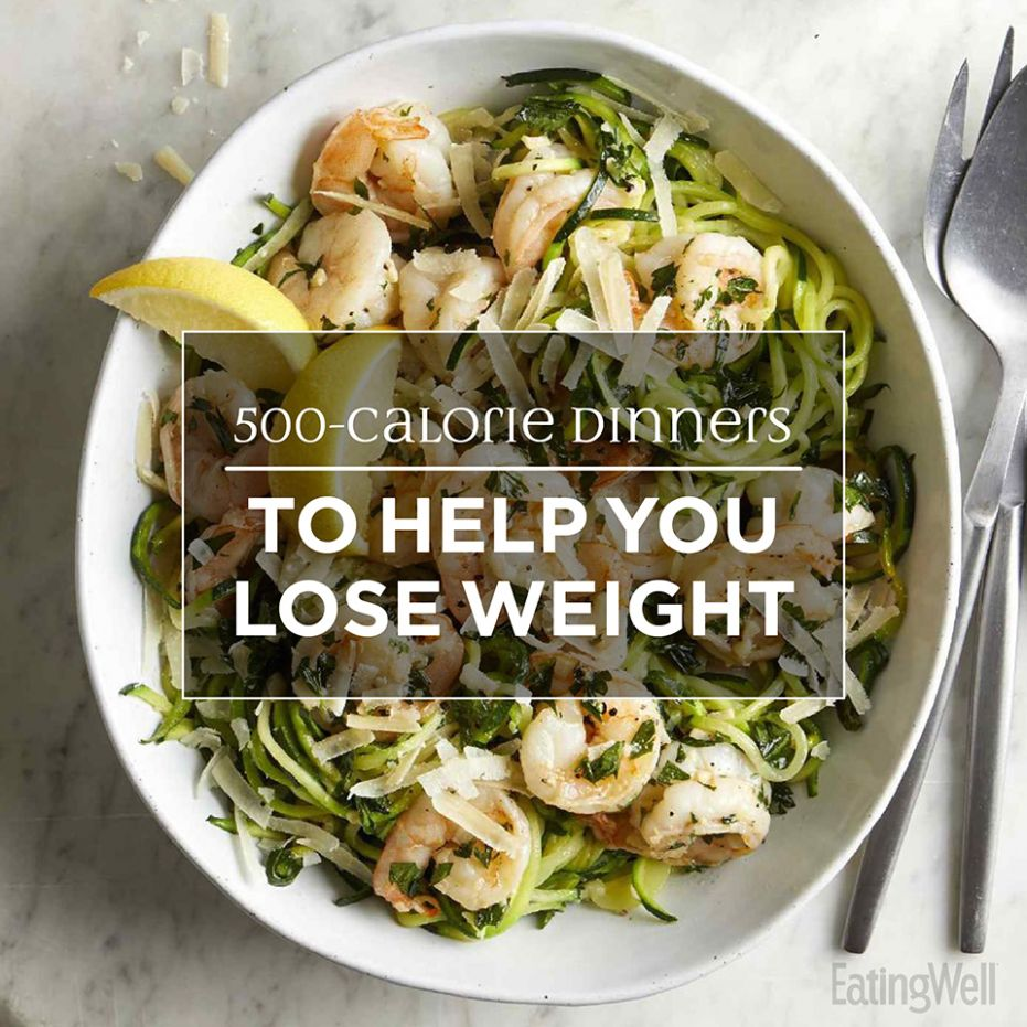 8-Calorie Dinners to Help You Lose Weight | EatingWell - Healthy Recipes Under 500 Calories